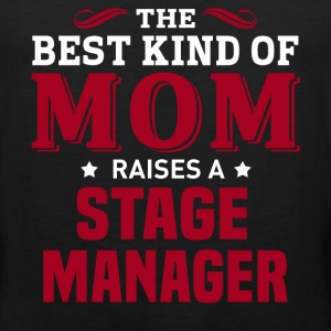 Stage Manager MOM - Men's Premium Tank