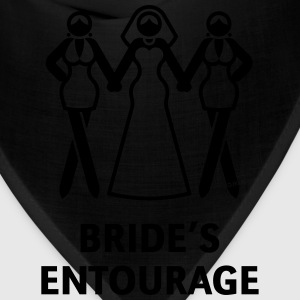 Bride's Ent. (Hen Night,Bachelorette Party) Tank - Bandana