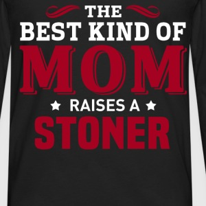 Stoner MOM - Men's Premium Long Sleeve T-Shirt