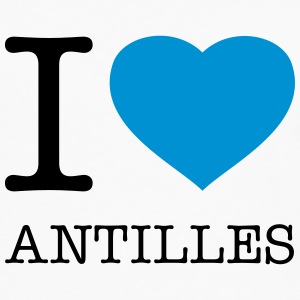 I LOVE ANTILLES - Men's Premium Long Sleeve T-Shirt