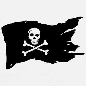 Pirate Flag Mugs & Drinkware - Men's Premium T-Shirt