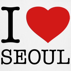I LOVE SEOUL - Trucker Cap