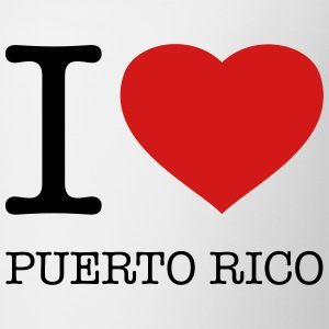 I LOVE PUERTO RICO - Coffee/Tea Mug