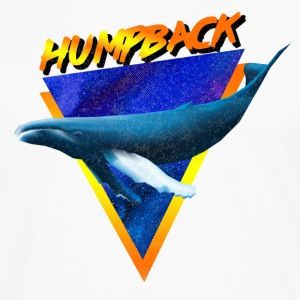 humpback whale - Men's Premium Long Sleeve T-Shirt