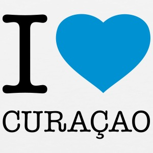 I LOVE CURACAO - Men's Premium Tank
