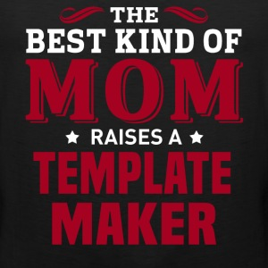 Template Maker MOM - Men's Premium Tank