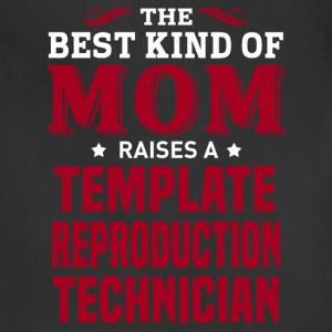 Template Reproduction Technician MOM - Adjustable Apron