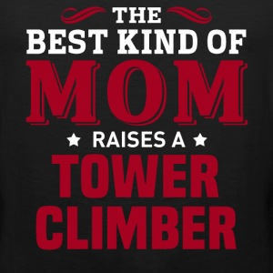 Tower Climber MOM - Men's Premium Tank