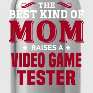 Video Game Tester MOM - Water Bottle
