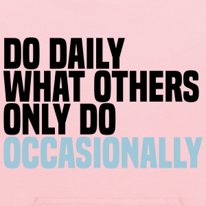 do daily T-Shirts - Kids' Hoodie