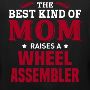Wheel Assembler MOM - Men's Premium Tank