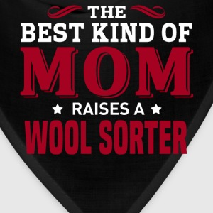 Wool Sorter MOM - Bandana