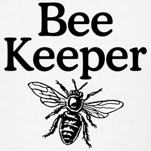 Beekeeper Buttons - Men's T-Shirt