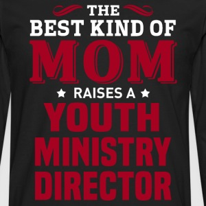 Youth Ministry Director MOM - Men's Premium Long Sleeve T-Shirt