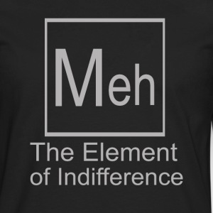 element meh - Men's Premium Long Sleeve T-Shirt