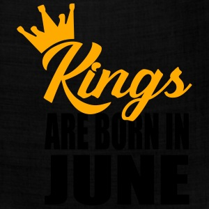 kings are born in june T-Shirts - Bandana