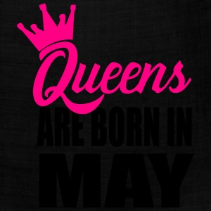 queens are born in may T-Shirts - Bandana