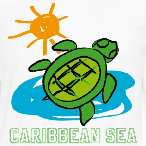 CARIBBEAN SEA - Men's Premium Long Sleeve T-Shirt