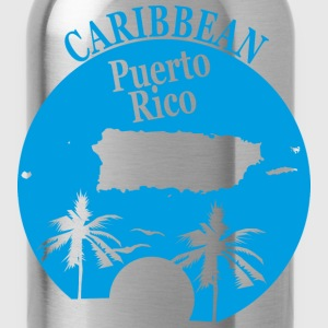 PUERTO RICO CARIBBEAN 2 - Water Bottle
