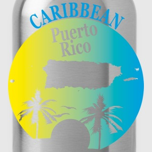 PUERTO RICO CARIBBEAN - Water Bottle