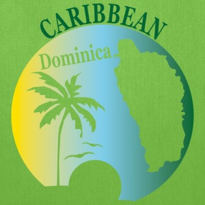 DOMINICA CARIBBEAN 2 - Tote Bag