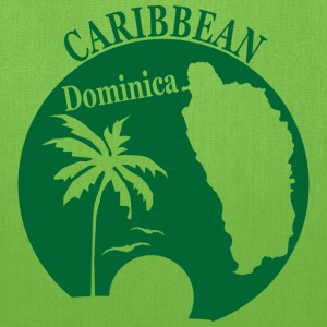 DOMINICA CARIBBEAN 3 - Tote Bag
