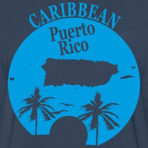 PUERTO RICO CARIBBEAN 2 - Men's Premium Long Sleeve T-Shirt