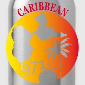 GUADELOUPE CARIBBEAN - Water Bottle