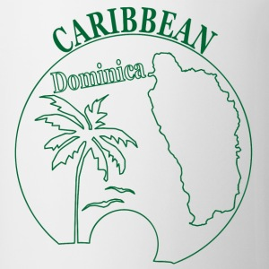 DOMINICA CARIBBEAN - Coffee/Tea Mug