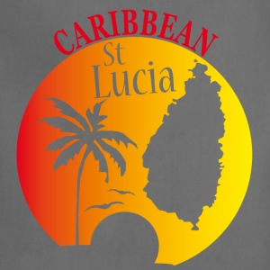 St LUCIA Caribbean 2 - Adjustable Apron