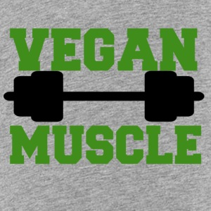 Vegan muscle - Toddler Premium T-Shirt