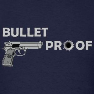 Bullet Proof Long Sleeve Shirts - Men's T-Shirt