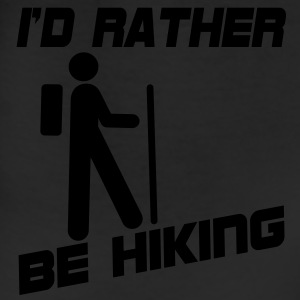 I Rather Be Hiking T-Shirts - Leggings