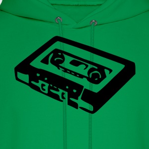 Old School Tape - Men's Hoodie
