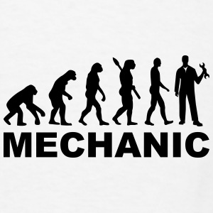 Mechanic Mugs & Drinkware - Men's T-Shirt