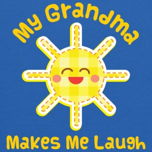 Grandma Gift Cute Funny Baby & Toddler Shirts - Kids' Hoodie