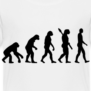 Evolution Kids' Shirts - Toddler Premium T-Shirt