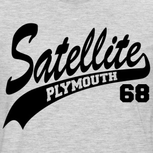 68 Satellite T-Shirts - Men's Premium Long Sleeve T-Shirt