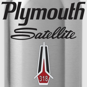 Plymouth Satellite 318 T-Shirts - Water Bottle