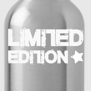 Limited Edition T-Shirts - Water Bottle