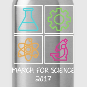 March For Science 2017 Hoodies - Water Bottle