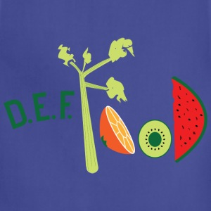 DEFFood T-Shirts - Adjustable Apron