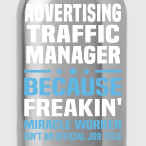 Advertising Traffic Manager - Water Bottle
