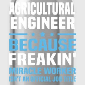 Agricultural Engineer - Water Bottle