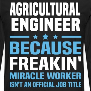 Agricultural Engineer - Men's Premium Long Sleeve T-Shirt