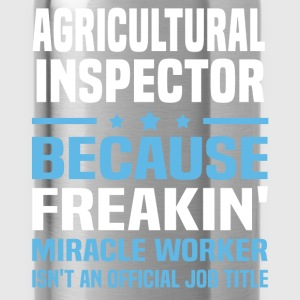 Agricultural Inspector - Water Bottle