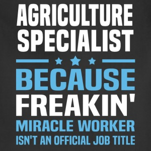 Agriculture Specialist - Adjustable Apron