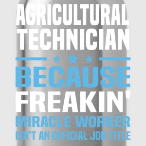 Agricultural Technician - Water Bottle