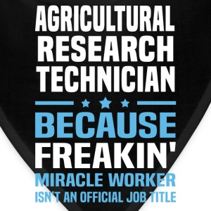 Agricultural Research Technician - Bandana