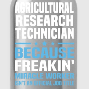 Agricultural Research Technician - Water Bottle